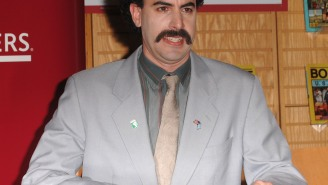 If You Feel 'Betrayed' By Borat, Grow Up