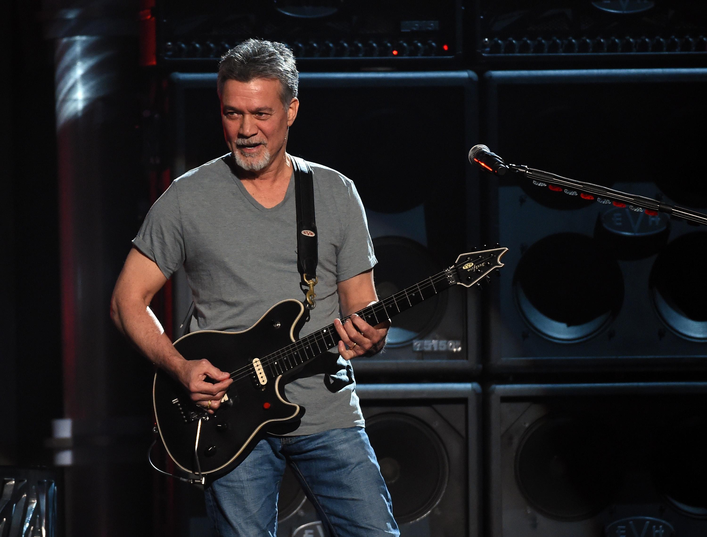 Rock Legend Eddie Van Halen Dies At Age 65 Following ...