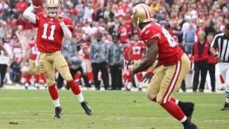 Vernon Davis Says He's 'Afraid' For Alex Smith In NFL Comeback After Witnessing First-Hand How Punishing The Rehab Was