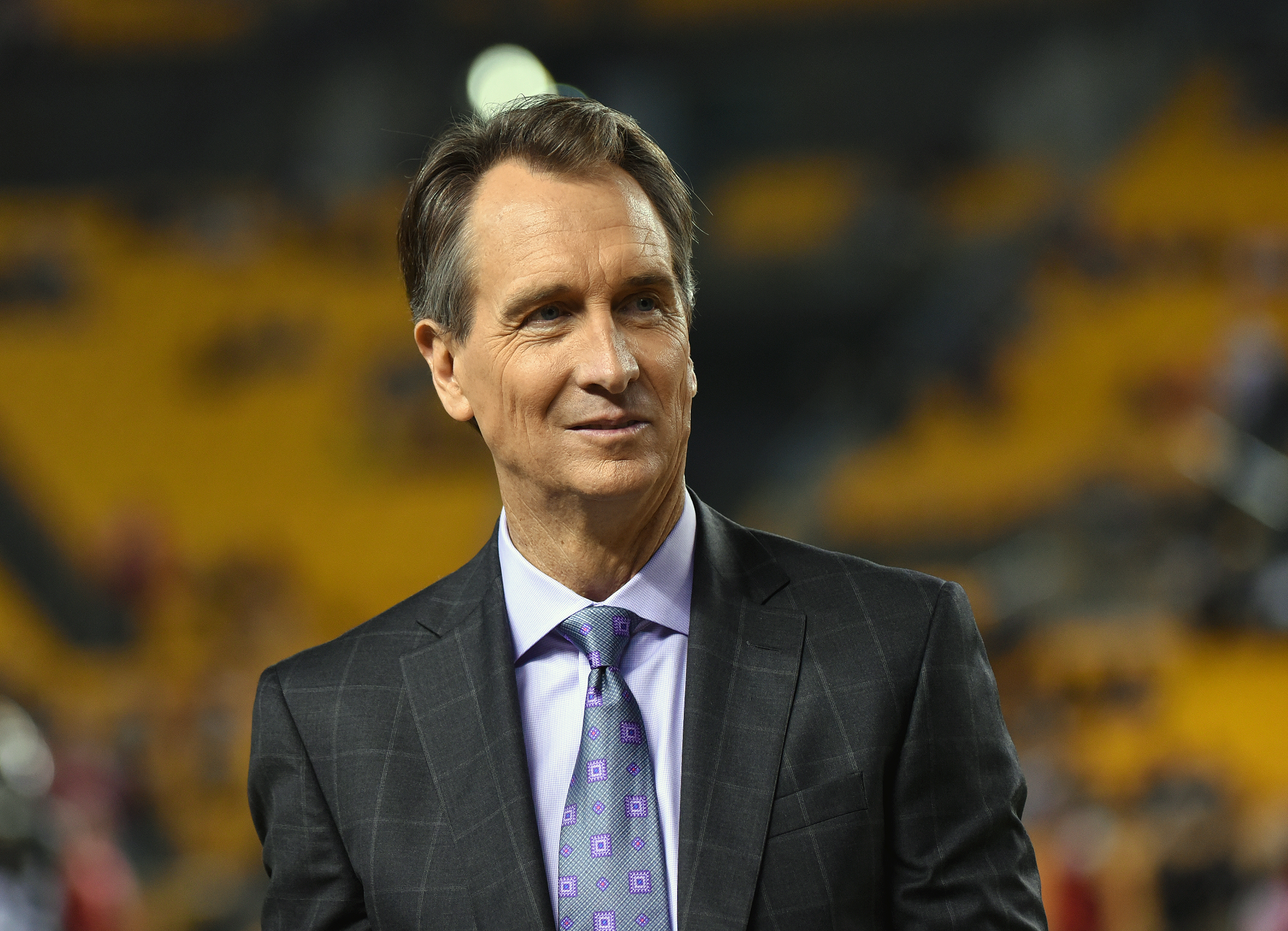 NFL Fans Were Sick And Tired Of Chris Collinsworth Saying 'Moon Ball' During Cardinals-Seahawks 'Sunday Night Football' Game