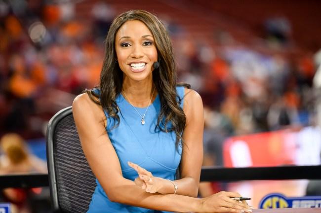 ESPN's Maria Taylor Shares Disturbing Racist Message A College Football Fan Sent Her