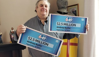 Guy Accidentally Buys Two Identical Lottery Tickets, Wins And Splits $3.8 Million… With Himself