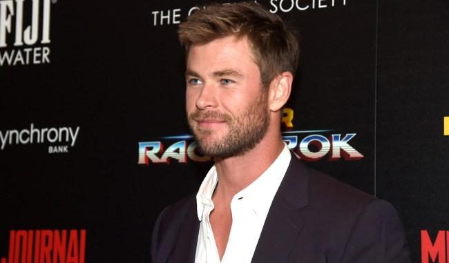 Guy Tries Chris Hemsworths Thor Diet Training Regimen For 24 Hours
