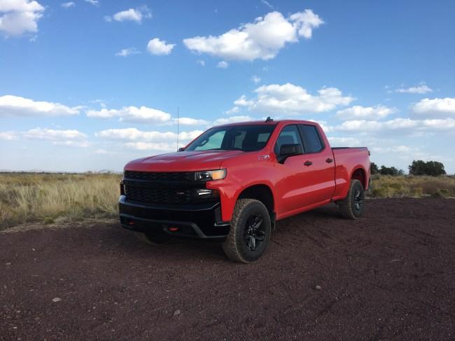2020 Chevy Silverado Custom Trail Boss Review