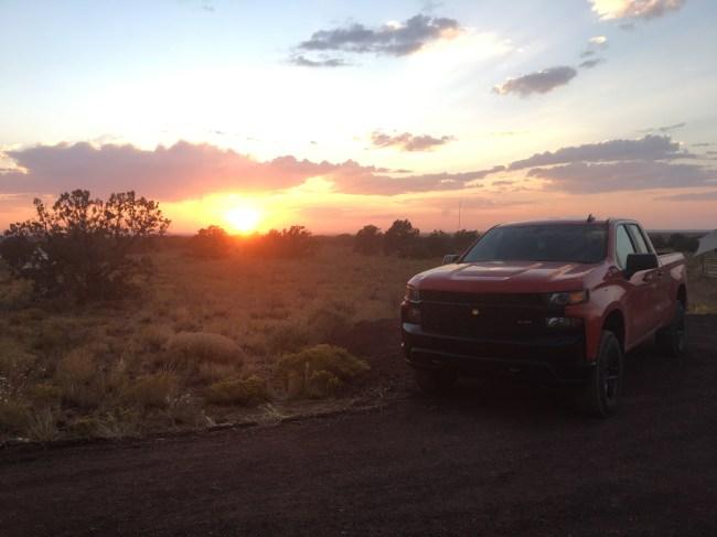 2020 Chevy Silverado Custom Trail Boss