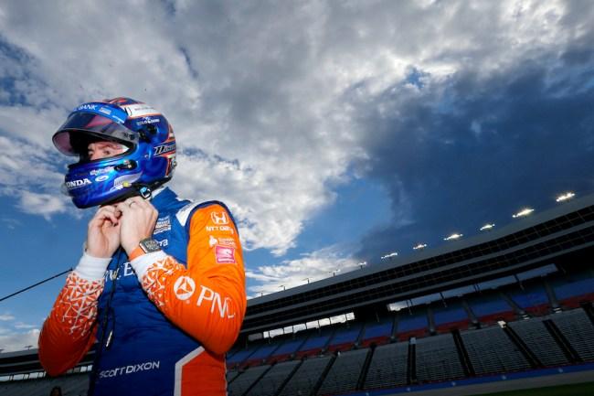 IndyCar Superstar Scott Dixon