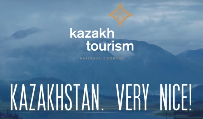 Kazakhstan's Tourism Board Has Changed Its Official Slogan To 'Very Nice!' And I Like It As Much As My Wife