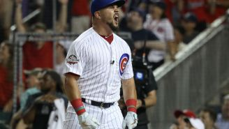 Cubs' Kyle Schwarber Thinks Trump Getting Covid-19 Shows The World 'This Is Real'