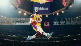 Nike Releases Commercial Celebrating Lakers Title In The Midst Of A Horrendous Year