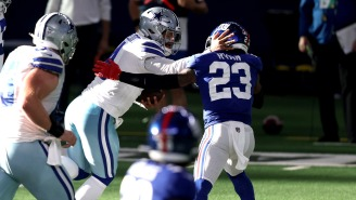 Giants' DB Logan Ryan Feels 'Terrible' About Tackle That Injured Dak Prescott