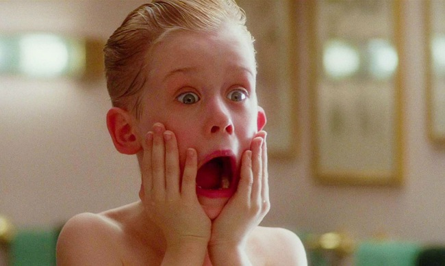 Macaulay Culkin Wins The Pandemic With His Kevin McCallister 'Home Alone'...