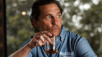 Matthew McConaughey Shares How He Deals With Hangovers By Giving The Most On-Brand Advice Imaginable