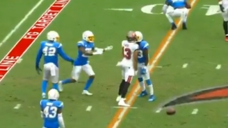 Buccaneers' Mike Evans Loses Cool After Failed 4th Down – Gets In Shoving Match With Rayshawn Jenkins