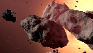 NASA Tracking Not One Or Two, But SEVEN Asteroids That Will Be Flying Past Earth This Week