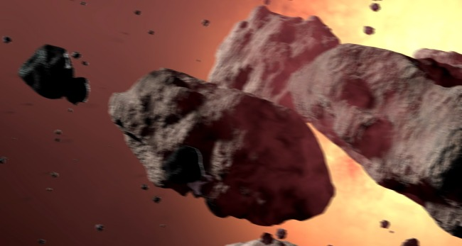 NASA Tracking SEVEN Asteroids Flying Past Earth This Week