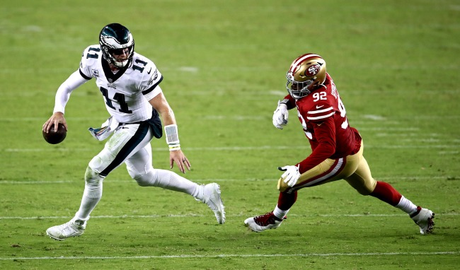 NFL Fans Are Crushing The NFC East For Its Teams Terrible Records