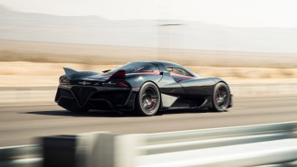 American SSC Tuatara Hypercar Obliterates World's Record, Hitting A Top Speed Of 331 MPH