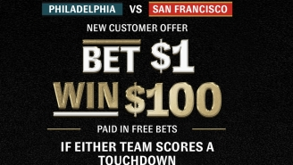 BetMGM New Customer Offer – Bet $1, Win $100 In Free Bets For Philadelphia – San Francisco