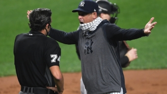 A Bench Clearing Brawl Seems To Be Very Probable In The Yankees-Rays ALDS