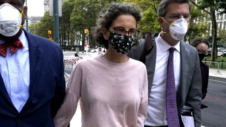 Seagram's Heiress Sentenced To 81 Months In Prison For Her Role In Nxivm Sex-Slave Cult