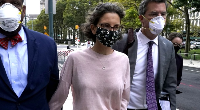 Seagrams Heiress Sentenced To 81 Months For Role In Nxivm Sex Cult