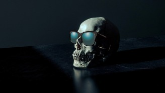 Skull Of Man Missing For 8 Years Found Sitting On A Fireplace Mantel Wearing Sunglasses