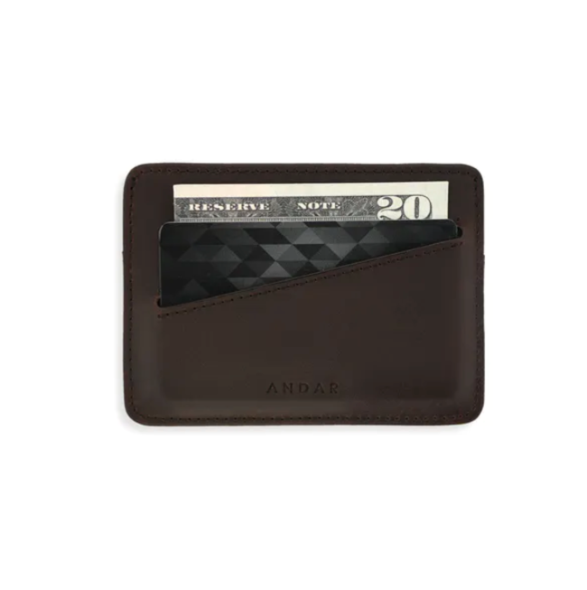 The Turner - 3 Card Wallet