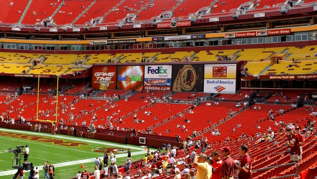 These Are The Dirtiest Stadiums In The NFL According To New Research