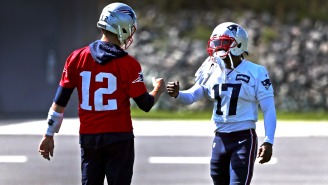 Tom Brady Responds To Questions About The Buccaneers Signing Antonio Brown