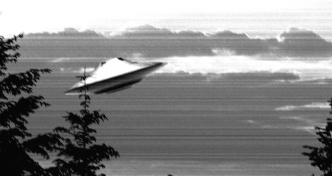 UFO Sighted Over Texas That 'Shot Away' At High Speed Was '100% An Alien Craft' Says Expert