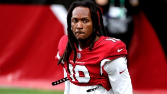 """Deandre Hopkins Tweets That NFL's New Vax Rule Is Making Him """"Question"""" His Future, Deletes It 20 Minutes Later"""