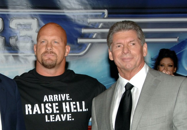 WWE Sues Over Stone Cold Soda Name