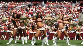 Bombshell Report About Washington Cheerleader Lawsuit Includes Daniel Snyder's Request About The Type Of Women He Wanted On Squad