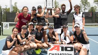 NCAA Punishes UMass Women's Tennis For $252 Violation Instead Of Doing Actual Things