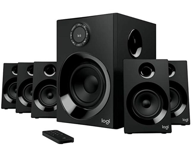 Z606 5.1 Surround Sound System with Bluetooth