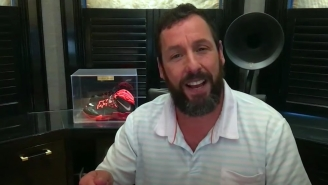 Adam Sandler Shared How A Fan Tried To Sell HisAutograph Online As Pubes