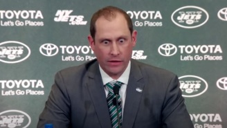CBS Trolls Jets HC Adam Gase By Playing 'These Eyes' Before Commercial Break