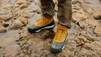 These New 100% Waterproof All-Weather Duckboots Are What Your Feet Need