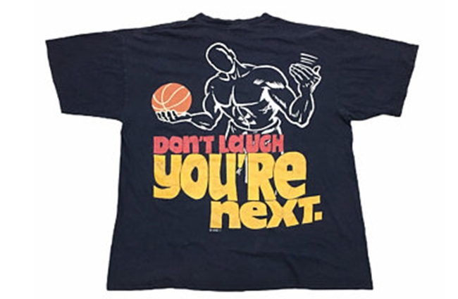 and1 trash talk shirts disses ranked