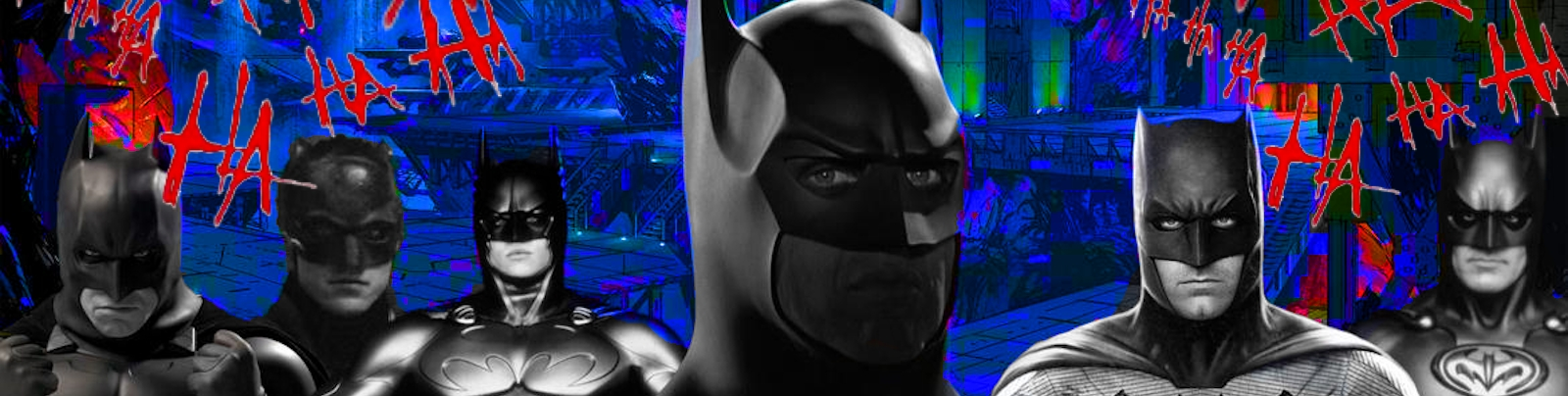 Ranking The Batmans Based On How Insane They Are
