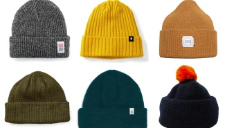 6 Of The Best Men's Beanies For This Time Of Year