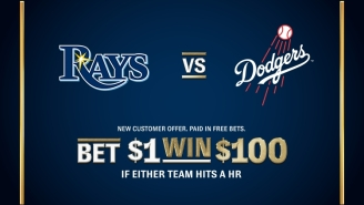 BetMGM Deal: Spend $1 And Win $100 In FREE Bets If Either The Dodgers Or Rays Hits A Homer In World Series