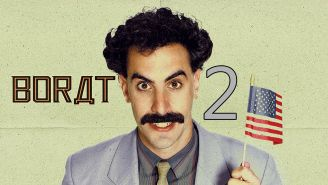 Seth Rogen Says 'Borat 2' Has 'A Few Of The Funniest Scenes I've Ever Seen In A Movie'