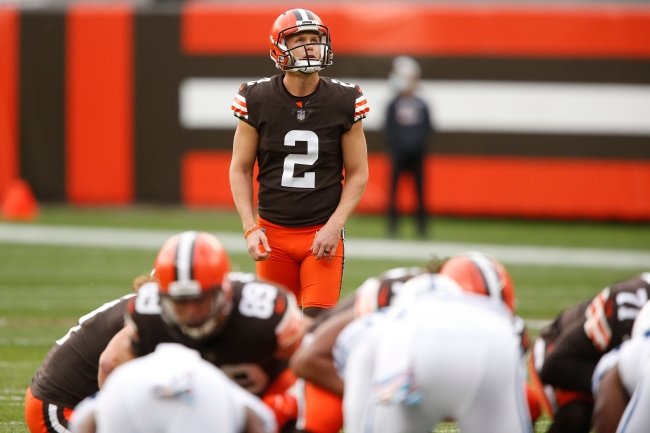 Browns kicker Cody Parkey's missed PAT against Bengals created a terrible bad beat for sports gamblers