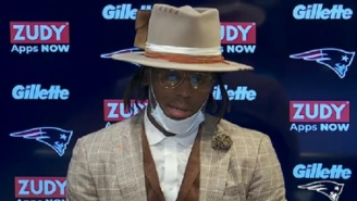 Cam Newton Explains Why He Wears His Absurd Game Day Outfits And It's Actually Pretty Damn Wholesome