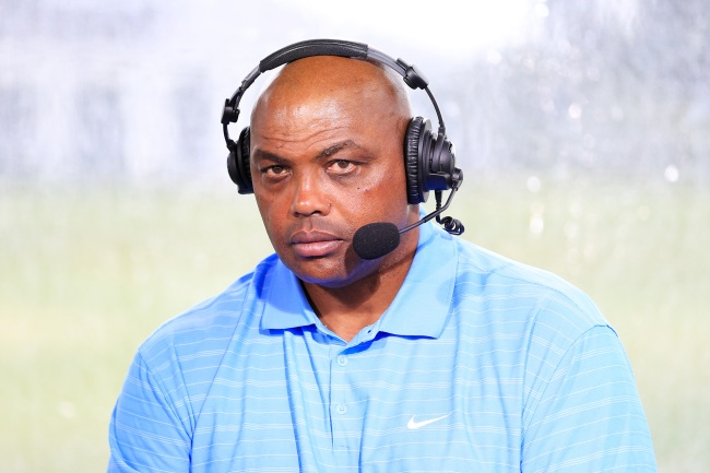 Basketball Hall of Famer Charles Barkley explains how he lost $100K on the Falcons blowing their big lead in Super Bowl 51