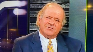 The Internet Reacts To ESPN's Chris Berman Sporting Weird Blonde Hairstyle During 'Monday Night Football' Halftime Show