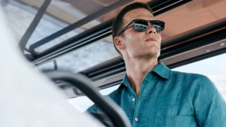 Tom Brady Sunglasses – How Brady Linked Up With Christopher Cloos For The Ultimate Eyewear Collab