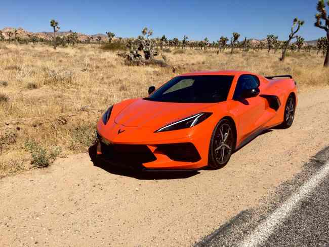 2020 Corvette Stingray Coupe Review: The Thrill of a Lifetime on Four Wheels