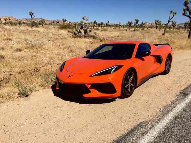Corvette review